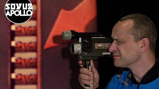 """Soyuz Apollo: """"Achtung Bild - Jetzt kommt der Ton!"""""""
